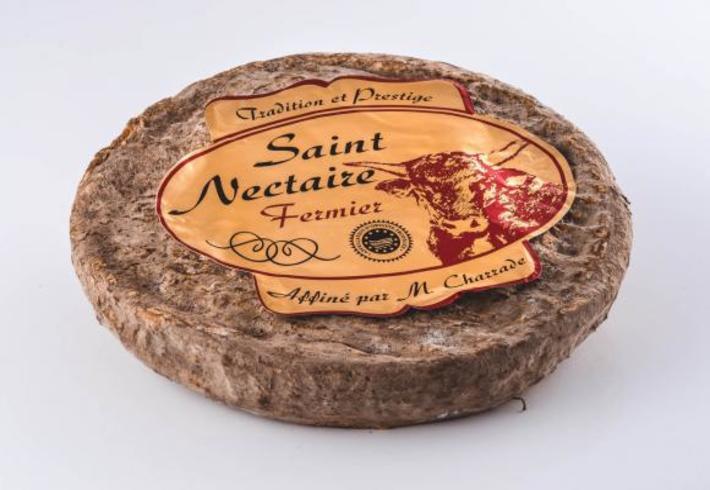 Saint-Nectaire Fermier AOP  Charrade Prestige