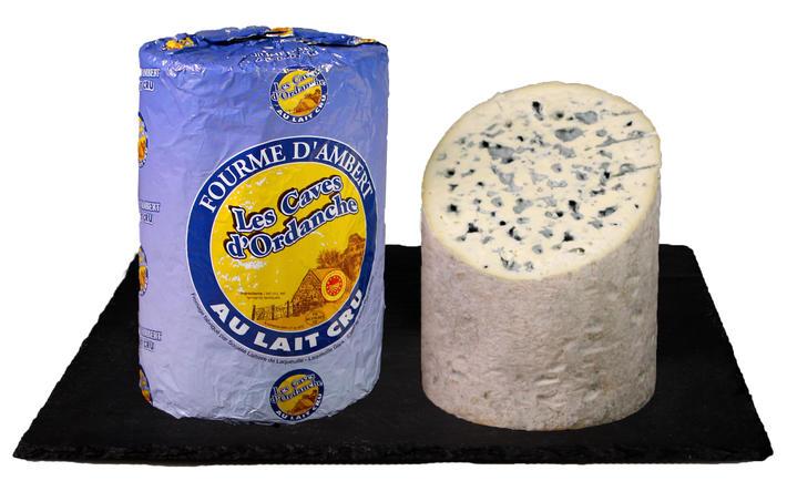 Fourme d'Ambert  AOP au lait cru