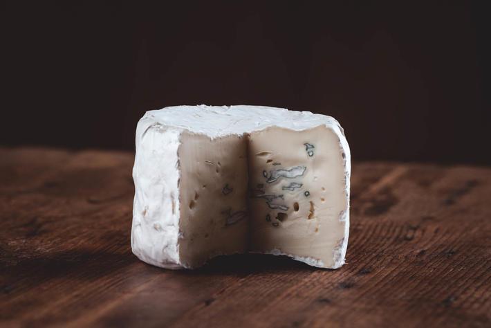 Petit Bleu 250g au lait pasteurisé issu de l'agriculture biologique