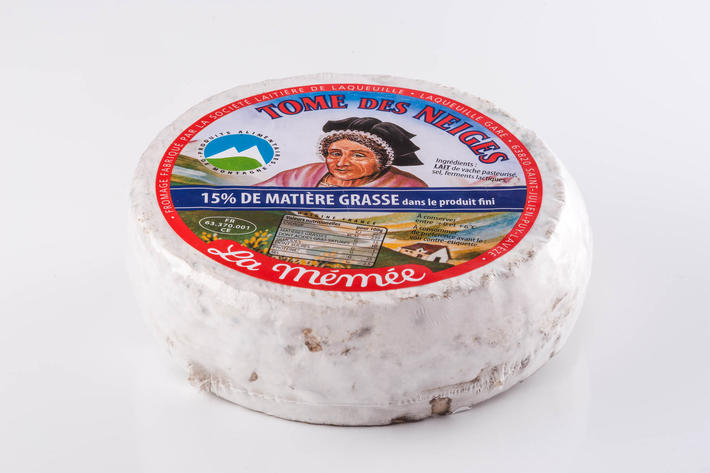 Tome des Neiges blanche 500 g