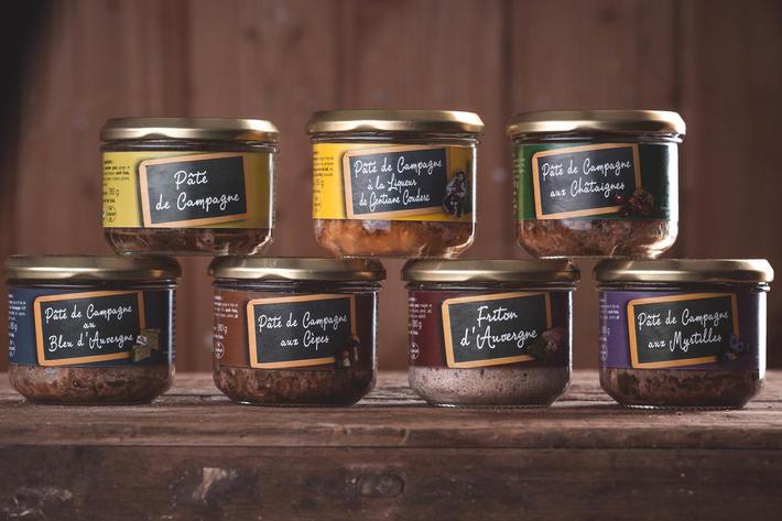 Fritons d'Auvergne